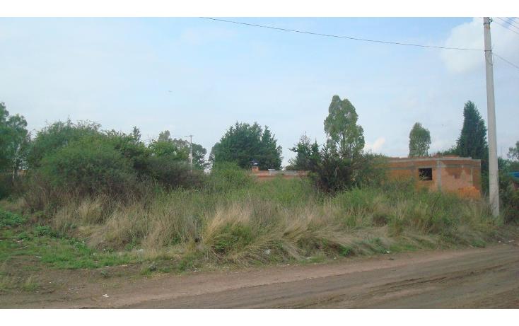 Foto de terreno habitacional en venta en  , montoro, aguascalientes, aguascalientes, 1713602 No. 02
