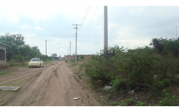 Foto de terreno habitacional en venta en  , montoro, aguascalientes, aguascalientes, 1713602 No. 04