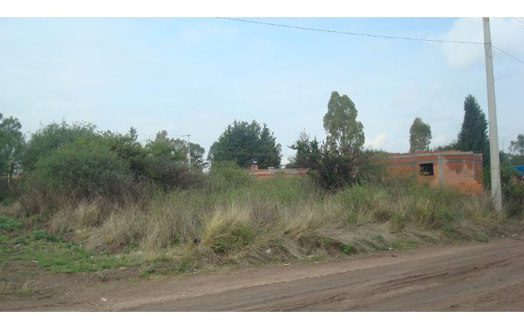 Foto de terreno habitacional en venta en  , montoro, aguascalientes, aguascalientes, 1713602 No. 06