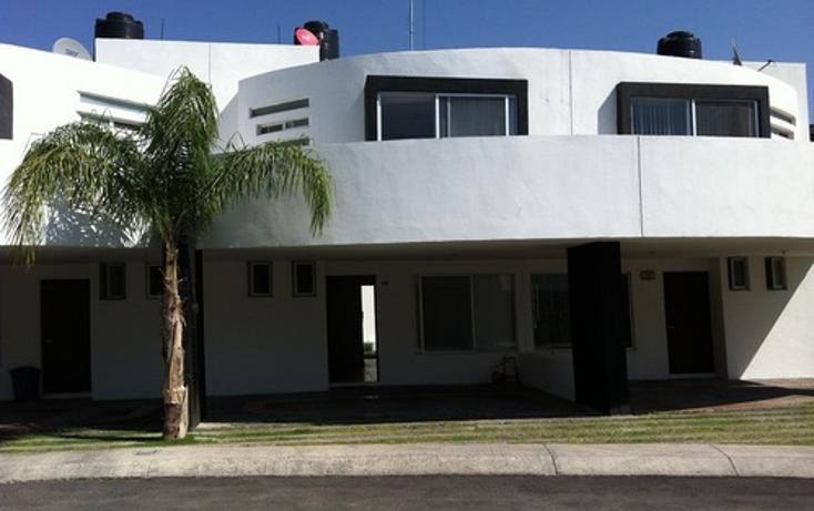 Foto de casa en condominio en venta en  , morales, san luis potosí, san luis potosí, 1045429 No. 01
