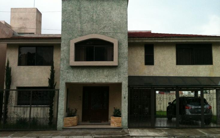 Foto de casa en venta en  , moratilla, puebla, puebla, 1289527 No. 01
