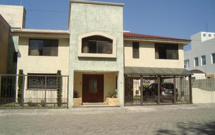 Foto de casa en venta en  , moratilla, puebla, puebla, 1612336 No. 01