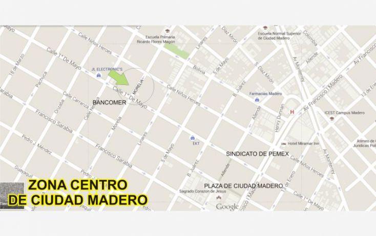 Foto de edificio en venta en morelia 101, felipe carrillo puerto, ciudad madero, tamaulipas, 1029687 no 03