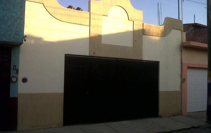 Foto de terreno habitacional en venta en morelia 8, revolución, zamora, michoacán de ocampo, 491369 no 03