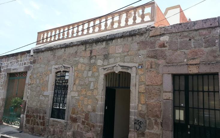 Foto de casa en venta en  , morelia centro, morelia, michoac?n de ocampo, 1557518 No. 01