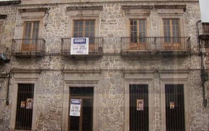 Foto de edificio en venta en  , morelia centro, morelia, michoacán de ocampo, 1836620 No. 01