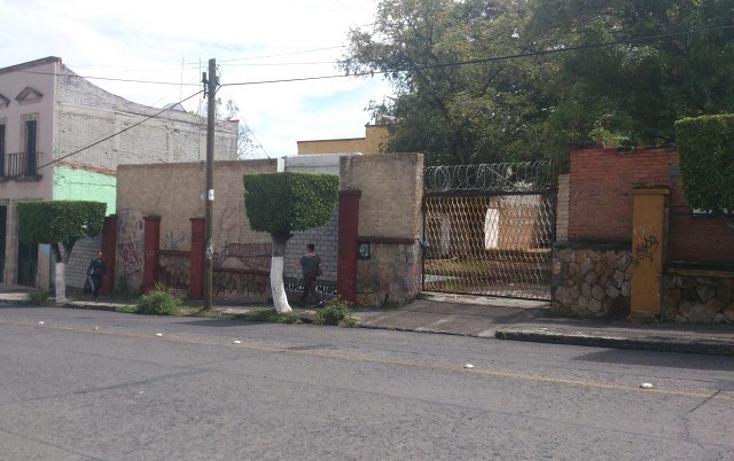 Foto de terreno habitacional en renta en  , morelia centro, morelia, michoac?n de ocampo, 1892918 No. 01