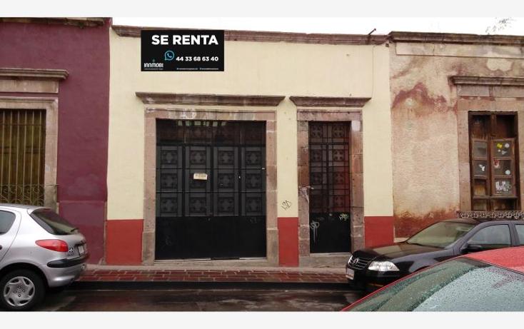 Foto de local en renta en  , morelia centro, morelia, michoac?n de ocampo, 957379 No. 01