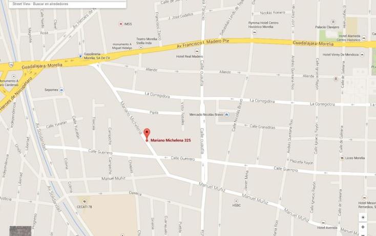 Foto de terreno comercial en venta en morelia michoac?n 0, molino de parras, morelia, michoac?n de ocampo, 1568968 No. 03