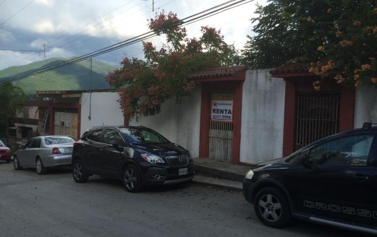 Foto de terreno habitacional en venta en  106, santiago centro, santiago, nuevo león, 1437371 No. 01