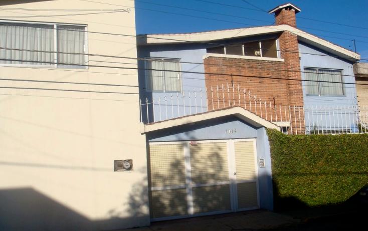 Foto de casa en venta en  , morelos 1a sección, toluca, méxico, 1069087 No. 02