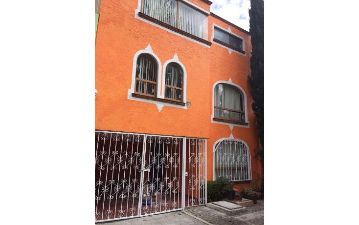 Foto de casa en renta en  , morelos 1a secci?n, toluca, m?xico, 1645652 No. 01