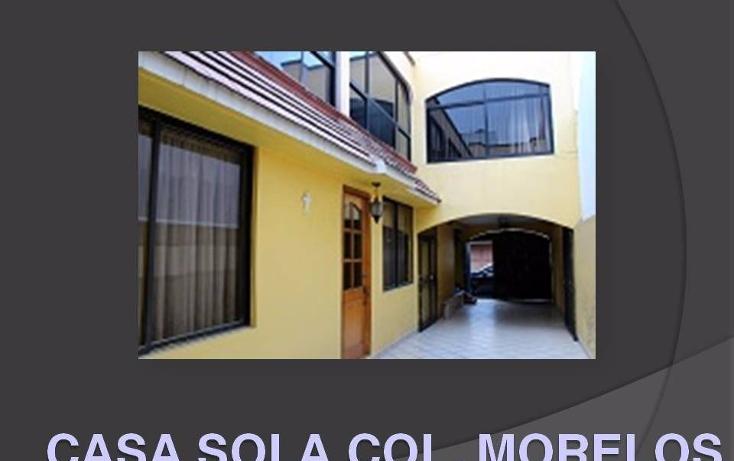 Foto de casa en venta en  , morelos 2a secc, toluca, méxico, 1699172 No. 01