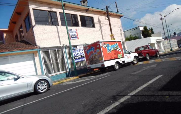 Foto de local en renta en  , morelos 2a secc, toluca, méxico, 2035186 No. 08