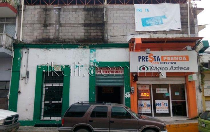 Foto de local en renta en morelos 34, túxpam de rodríguez cano centro, tuxpan, veracruz, 1589178 no 01