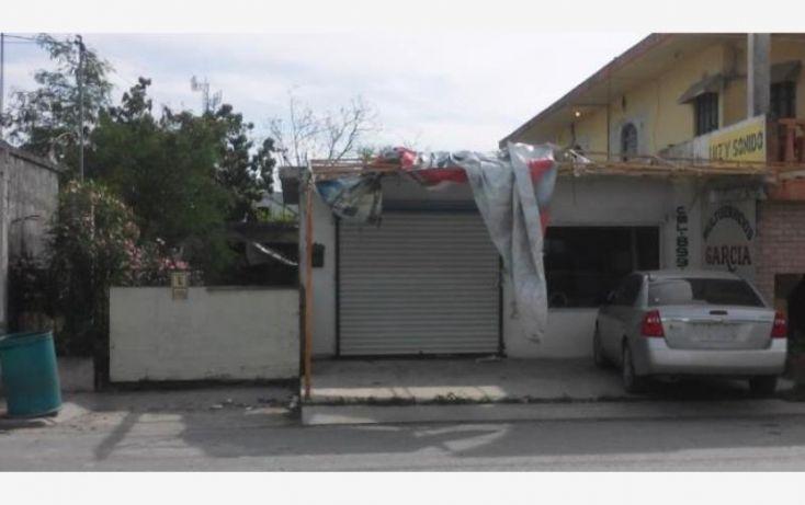 Foto de casa en venta en morelos 405, 78 80, río bravo, tamaulipas, 1727122 no 01