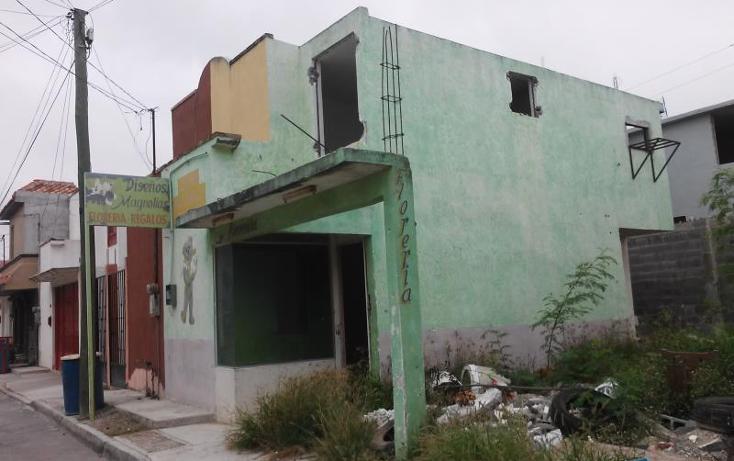 Foto de casa en venta en morelos 8, los muros, reynosa, tamaulipas, 1539620 No. 01