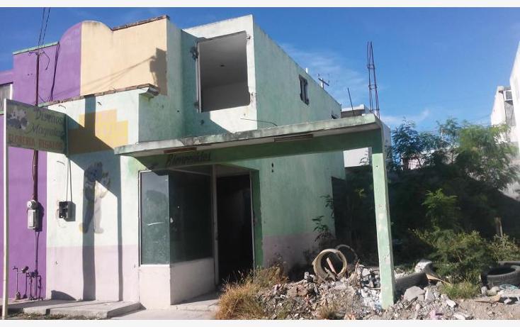 Foto de casa en venta en  8, los muros, reynosa, tamaulipas, 1539620 No. 02