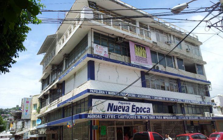 Foto de departamento en renta en morelos, acapulco de juárez centro, acapulco de juárez, guerrero, 1700680 no 01