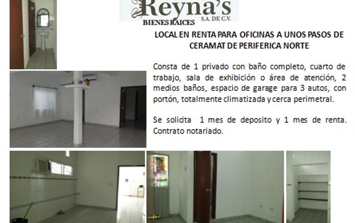 Foto de local en renta en  , morelos, carmen, campeche, 1112039 No. 01