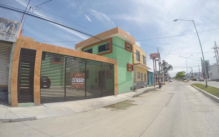 Foto de departamento en renta en  , morelos, carmen, campeche, 1302943 No. 02