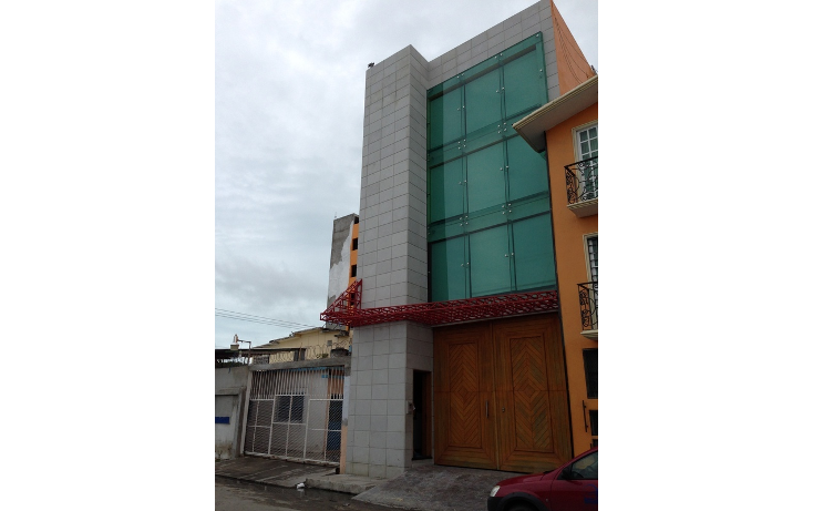 Foto de oficina en renta en  , morelos, carmen, campeche, 453295 No. 01