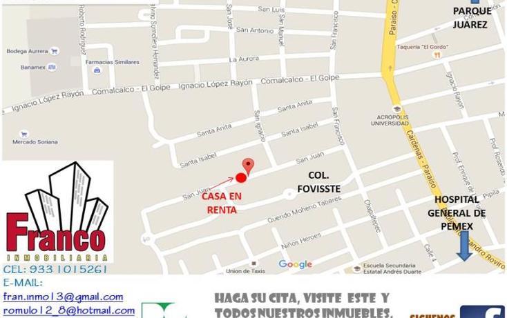 Foto de casa en renta en  , morelos, comalcalco, tabasco, 1313083 No. 04