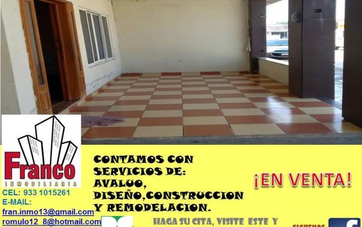 Foto de casa en venta en  , morelos, comalcalco, tabasco, 1620666 No. 01