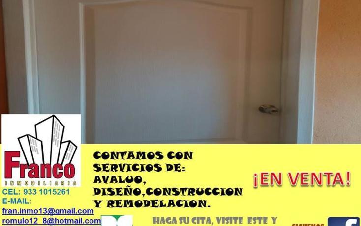 Foto de casa en venta en  , morelos, comalcalco, tabasco, 1620666 No. 05