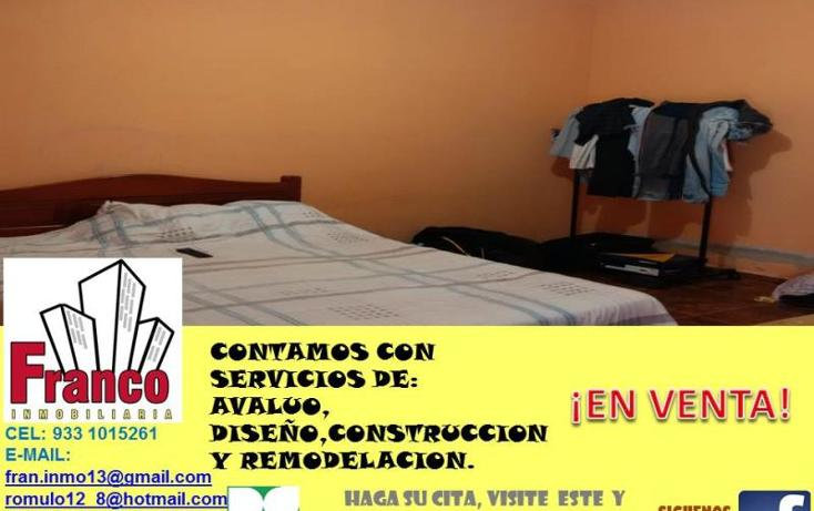 Foto de casa en venta en  , morelos, comalcalco, tabasco, 1620666 No. 06