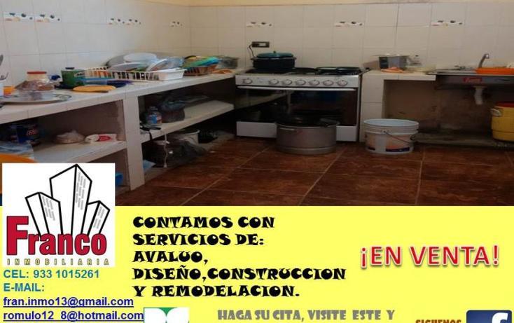 Foto de casa en venta en  , morelos, comalcalco, tabasco, 1620666 No. 07
