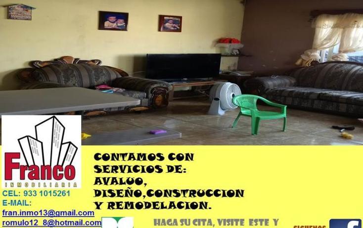 Foto de casa en venta en  , morelos, comalcalco, tabasco, 1620666 No. 08