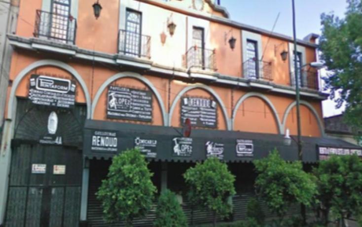 Foto de terreno habitacional en venta en, morelos, cuauhtémoc, df, 1439681 no 01
