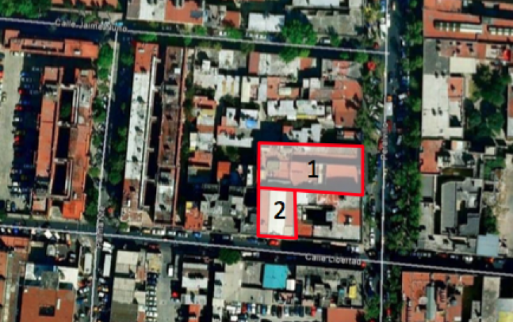 Foto de terreno habitacional en venta en, morelos, cuauhtémoc, df, 1439681 no 03