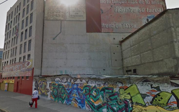 Foto de edificio en venta en  , morelos, cuauhtémoc, distrito federal, 1609652 No. 01