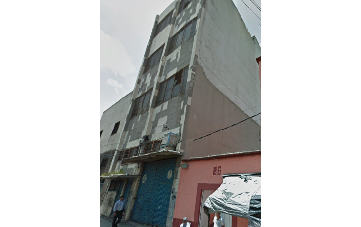 Foto de edificio en venta en  , morelos, cuauhtémoc, distrito federal, 1609652 No. 02