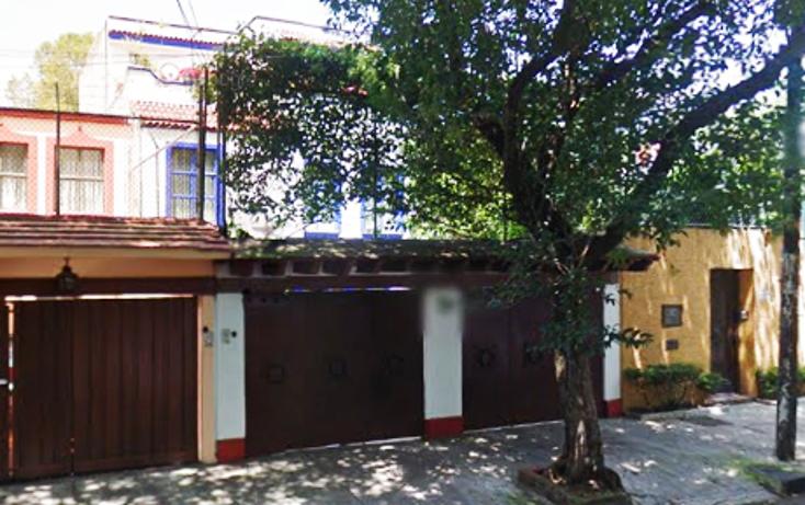 Foto de casa en venta en morelos , del carmen, coyoacán, distrito federal, 1943897 No. 01