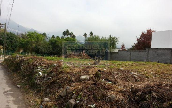 Foto de terreno habitacional en venta en morelos, los rodriguez, santiago, nuevo león, 647345 no 02