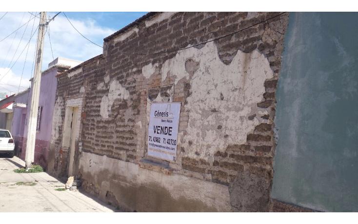 Foto de terreno habitacional en venta en  , morelos, pachuca de soto, hidalgo, 1197557 No. 01