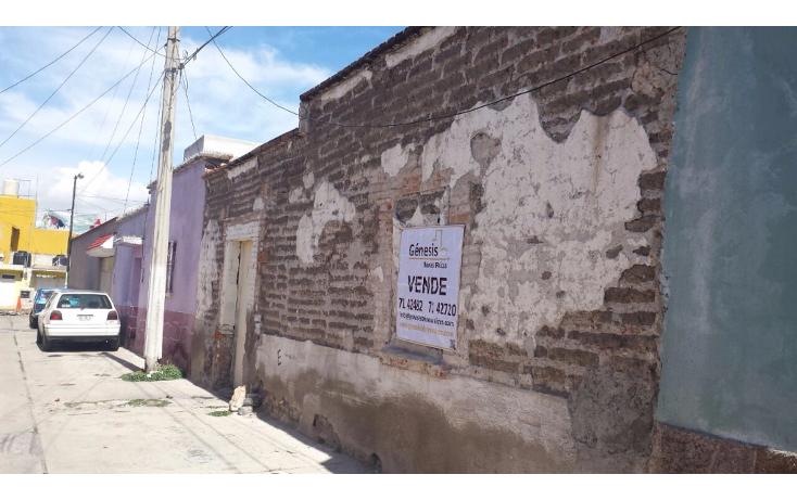 Foto de terreno habitacional en venta en  , morelos, pachuca de soto, hidalgo, 1197557 No. 03