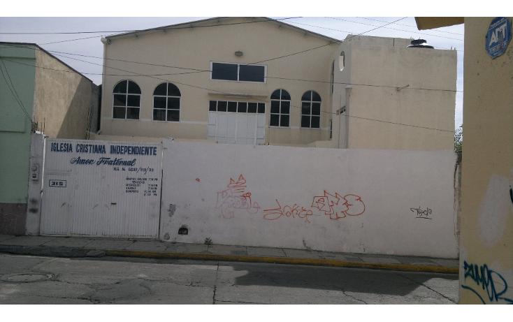 Foto de nave industrial en venta en  , morelos, pachuca de soto, hidalgo, 1262823 No. 01