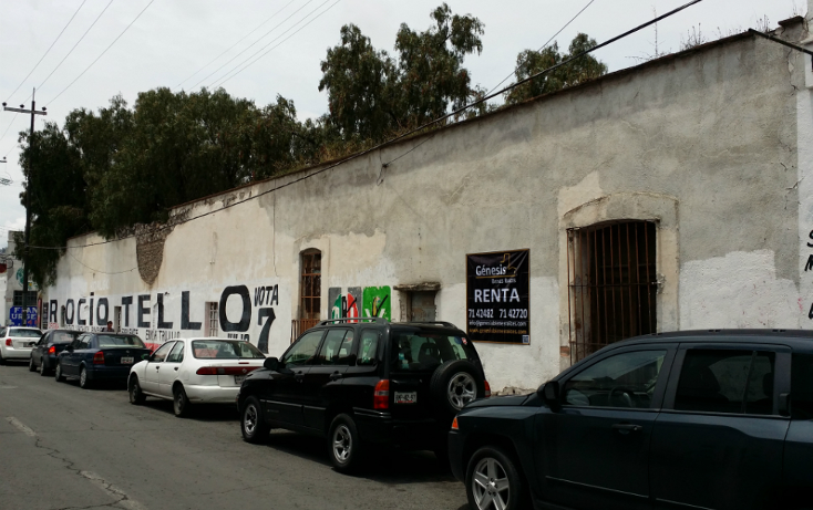 Foto de terreno comercial en renta en  , morelos, pachuca de soto, hidalgo, 1283245 No. 03