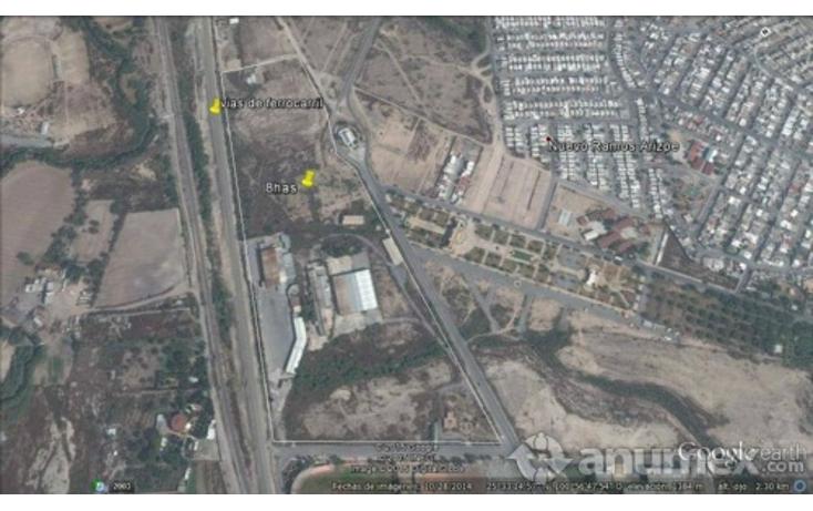Foto de terreno comercial en venta en  , morelos, saltillo, coahuila de zaragoza, 1181885 No. 01