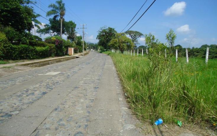 Foto de terreno habitacional en venta en morelos, santa mónica, córdoba, veracruz, 820323 no 01