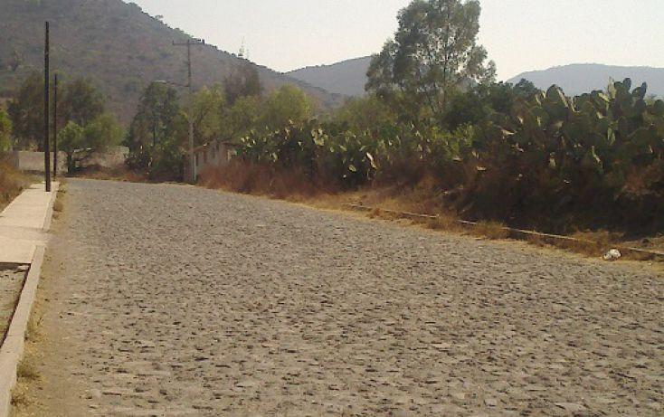 Foto de terreno habitacional en venta en morelos sn, san nicolás tecomatlan, ajacuba, hidalgo, 1712750 no 02
