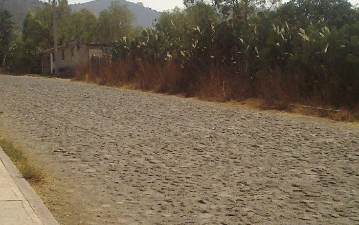 Foto de terreno habitacional en venta en morelos sn, san nicolás tecomatlan, ajacuba, hidalgo, 1712750 no 03