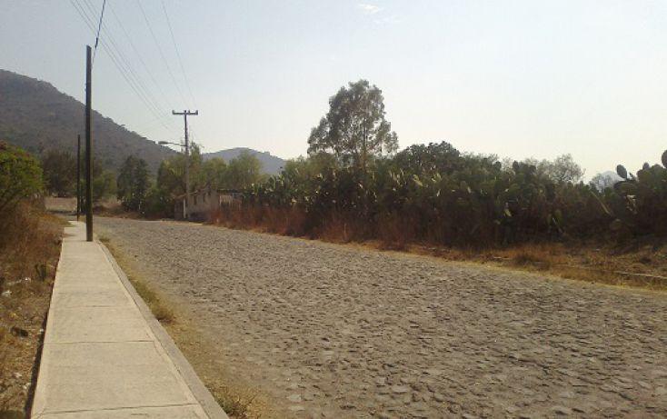 Foto de terreno habitacional en venta en morelos sn, san nicolás tecomatlan, ajacuba, hidalgo, 1712750 no 04