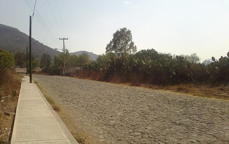Foto de terreno habitacional en venta en  , san nicolás tecomatlan, ajacuba, hidalgo, 1712750 No. 04