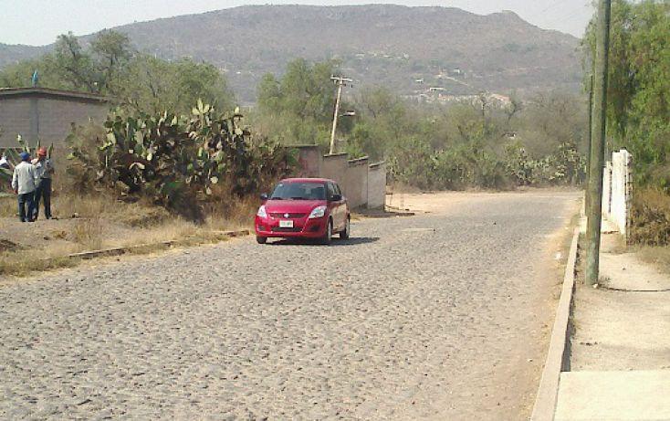 Foto de terreno habitacional en venta en morelos sn, san nicolás tecomatlan, ajacuba, hidalgo, 1712750 no 06