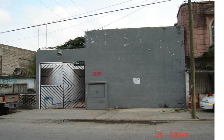 Foto de terreno habitacional en venta en  , morelos, tampico, tamaulipas, 1055309 No. 01